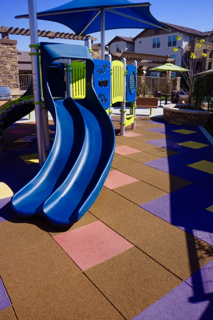 SpectraBound Tile System at Avalon Apartments