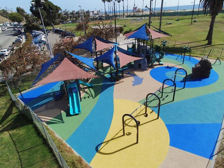 Del Rey Lagoon Park